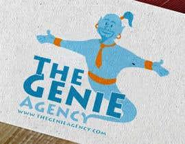 ilusodesign tarafından Logo Design for Genie Agency için no 49
