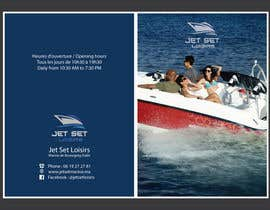 #12 for Design an A5 flyer for boat rental services by micacreation