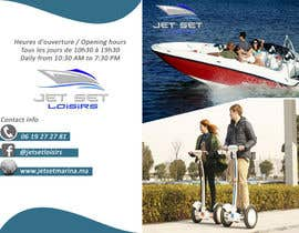 #18 for Design an A5 flyer for boat rental services by Detoditonline