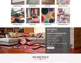 creationidea tarafından Design a Website Mockup için no 35