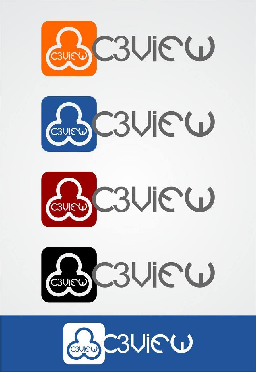 Bài tham dự cuộc thi #302 cho Logo Design for C3VIEW