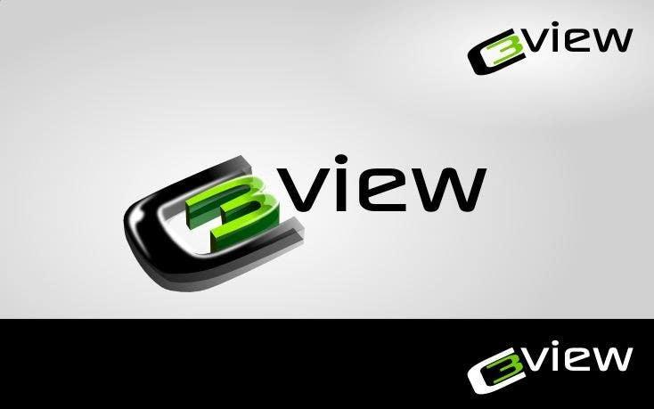 Bài tham dự cuộc thi #292 cho Logo Design for C3VIEW