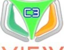 #41 para Logo Design for C3VIEW por chakle