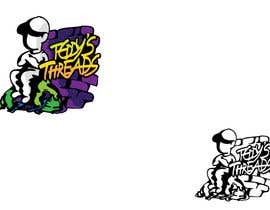#79 cho Logo Design for Teddy's Threads bởi Ferrignoadv