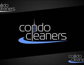 #243 para Logo Design for Condo Cleaners por dimitarstoykov