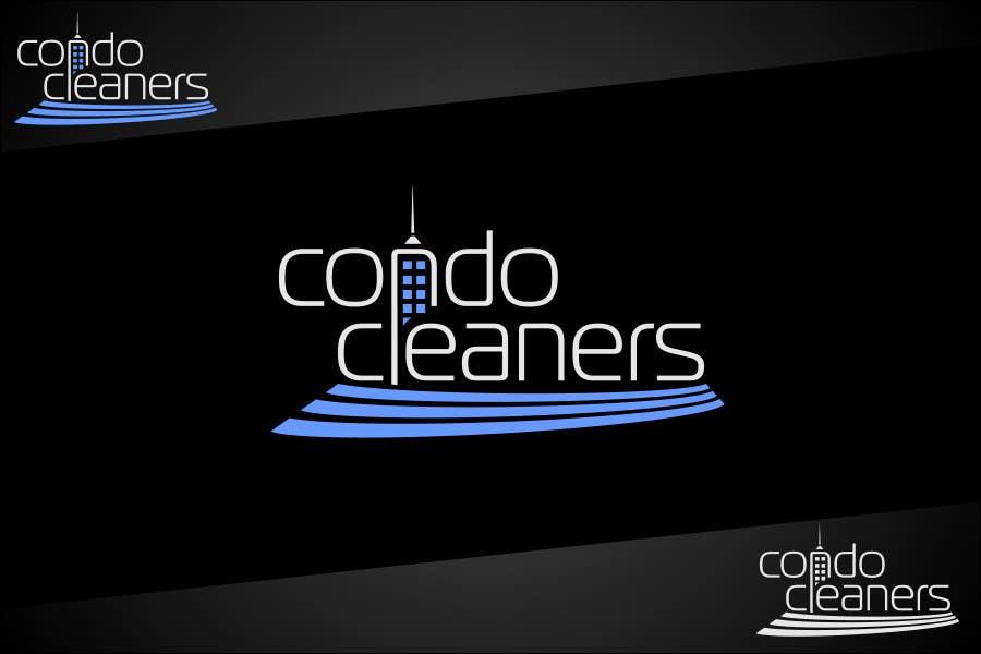 Penyertaan Peraduan #408 untuk Logo Design for Condo Cleaners