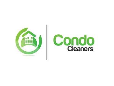 #333 para Logo Design for Condo Cleaners por rraja14