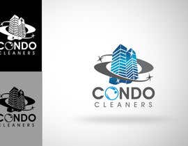 #303 for Logo Design for Condo Cleaners by Dakshinarts