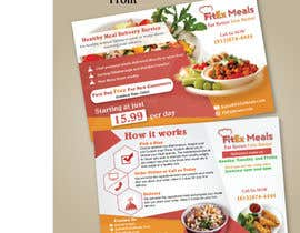 biplob36 tarafından Design a Flyer For FitEx Meals için no 25
