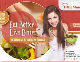 meenapatwal tarafından Design a Flyer For FitEx Meals için no 5