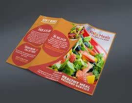 AkshayVerma9 tarafından Design a Flyer For FitEx Meals için no 12