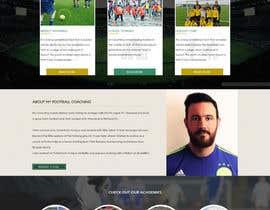 webidea12 tarafından Design a Website Mockup - new version of existing site için no 32