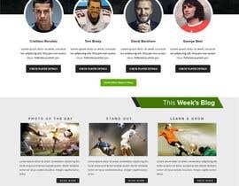 chiqueylim tarafından Design a Website Mockup - new version of existing site için no 20