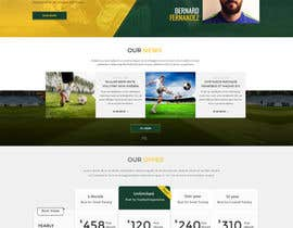 #23 for Design a Website Mockup - new version of existing site by gurjeetsingh344