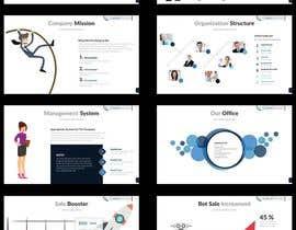 joydeb01 tarafından Design a Powerpoint template için no 17