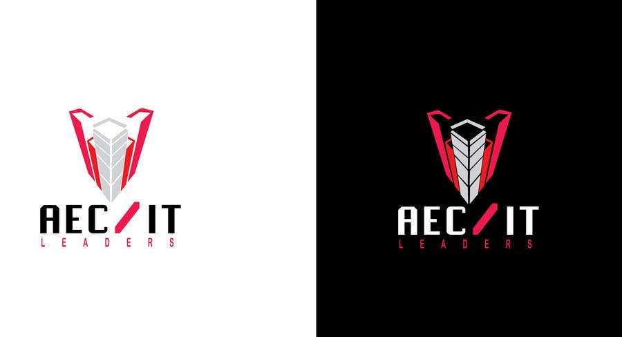 Kilpailutyö #234 kilpailussa Logo Design for AEC/IT Leaders