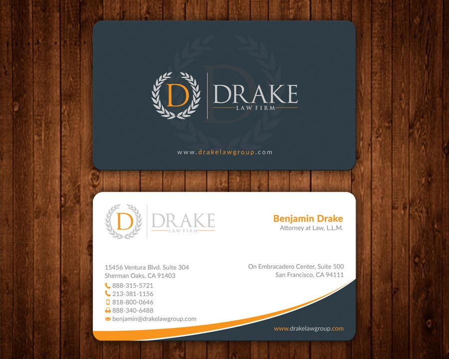 Entry #219 by aminur33 for Design Business Card - Double sided ...
