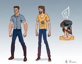 tadheusputra tarafından Character Design for an Animation! için no 15