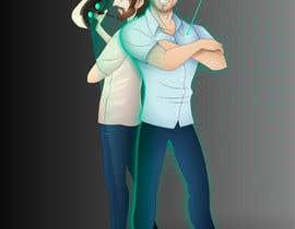 jona6256 tarafından Character Design for an Animation! için no 37