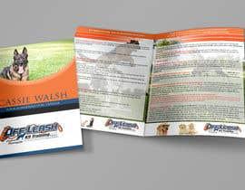 stylishwork tarafından Design a Brochure for Off Leash K9 Training, Central MN -- 2 için no 19