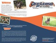 Brochure Design Contest Entry #28 for Design a Brochure for Off Leash K9 Training, Central MN -- 2