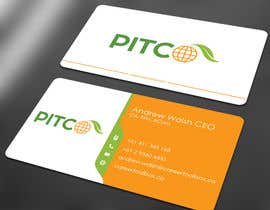 #35 for Design a Business Cards & Magnet by ALLHAJJ17