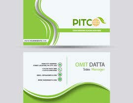 #31 for Design a Business Cards & Magnet by Omitdatta