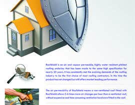 #5 for Design an Advertisement for Roofshield 2014 by simpleblast
