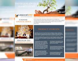 #14 for A4 Brochure design for Marketing af stylishwork