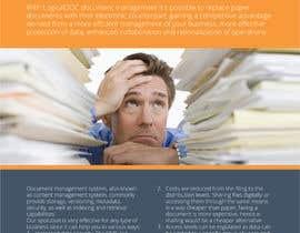 #16 for A4 Brochure design for Marketing af barinix