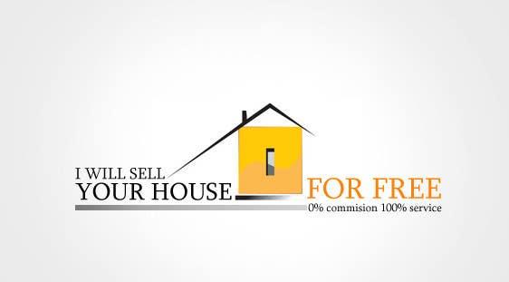 Inscrição nº 91 do Concurso para Logo Design for I Will Sell Your House For Free
