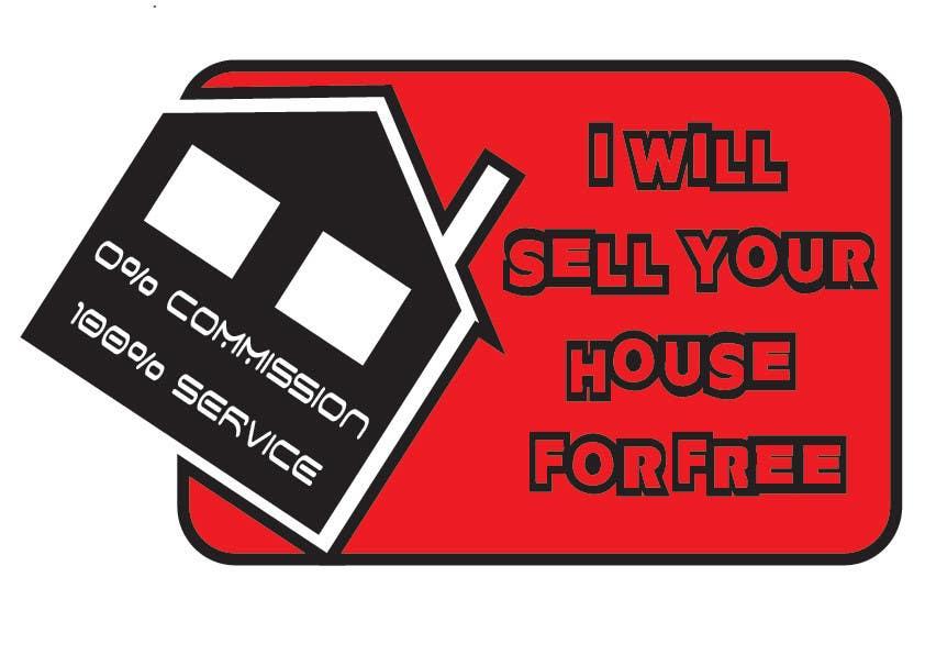 Конкурсная заявка №220 для Logo Design for I Will Sell Your House For Free