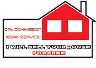 Graphic Design Конкурсная работа №221 для Logo Design for I Will Sell Your House For Free