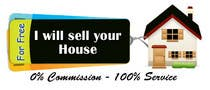 Graphic Design Конкурсная работа №114 для Logo Design for I Will Sell Your House For Free