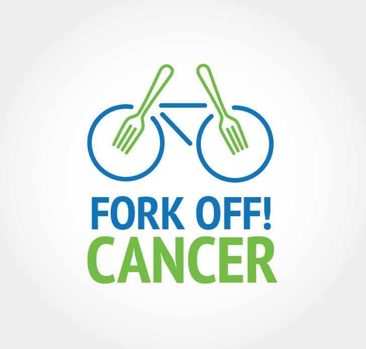 #11 for Design a Logo for Fork Off Cancer by deyanBL