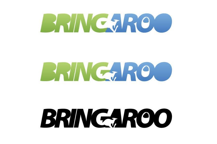 Kilpailutyö #353 kilpailussa Logo Design for Bringaroo