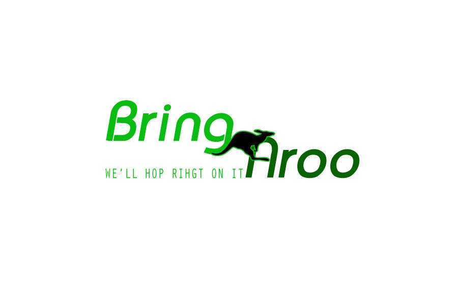 Contest Entry #289 for Logo Design for Bringaroo