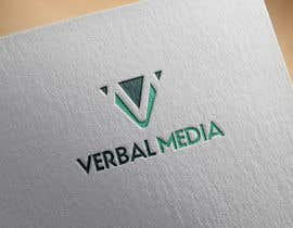 amstudio7 tarafından Design a corporate logo for VerbalMedia için no 291