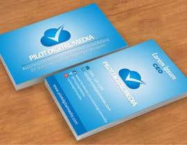 #41 para Design some Business Cards for a marketing company por Fikko87