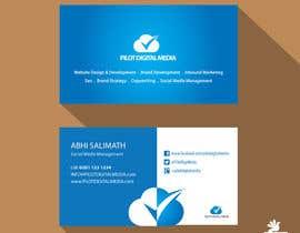 #25 para Design some Business Cards for a marketing company por fabidesign