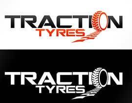 #75 untuk Design a Logo for Traction Tyres oleh beckseve
