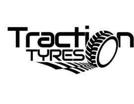 #79 untuk Design a Logo for Traction Tyres oleh beckseve