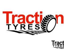 #81 untuk Design a Logo for Traction Tyres oleh beckseve