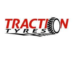 #97 untuk Design a Logo for Traction Tyres oleh beckseve