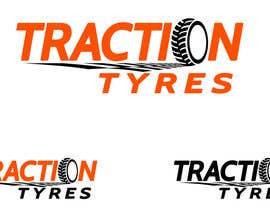 #100 untuk Design a Logo for Traction Tyres oleh beckseve