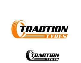 #78 untuk Design a Logo for Traction Tyres oleh saimarehan
