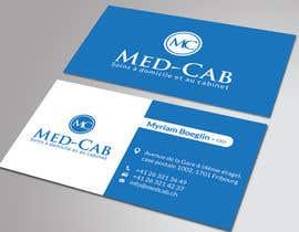 #58 para Design some Business Cards for my company por HammyHS