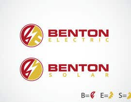 #70 cho Logo Design for Benton Electric bởi MaxDesigner