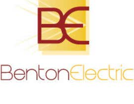 #35 cho Logo Design for Benton Electric bởi d2graphicdesign