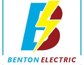 #78 para Logo Design for Benton Electric por irwanwr